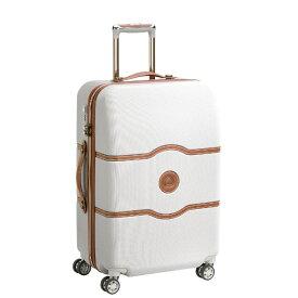 DELSEY デルセー スーツケース 78L CHATELET AIR(シャトレーエアー) アンゴラ(ホワイト) 167281015 [TSAロック搭載]