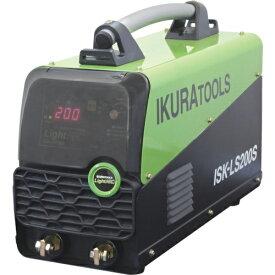 育良精機 IKURA TOOLS 育良 ライトアークISK−LS200S(40059)
