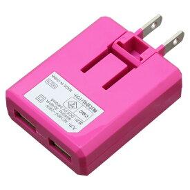 バウト BAUT [Type-C] ケーブル付属ケーブル一体型AC充電器3.4A 1.0m PK