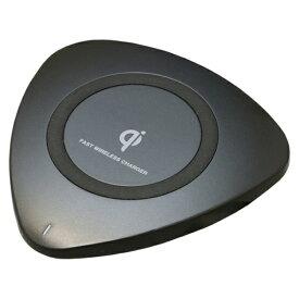 バウト BAUT Qiワイヤレス充電パッド02 10W ブラック BQIMP02100BK [ワイヤレスのみ][BQIMP02100BK]