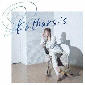 ビクターエンタテインメント Victor Entertainment 高橋真梨子/ Katharsis 初回限定盤【CD】