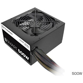 THERMALTAKE サーマルテイク 500W PC電源 SMART STANDARDシリーズ PS-SPD-0500NPCWJP-W [ATX /Standard]