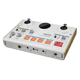 TASCAM 【ハイレゾ音源対応】USBオーディオインターフェース インターネット生放送向け家庭用放送機器 MINISTUDIO CREATOR US-42W
