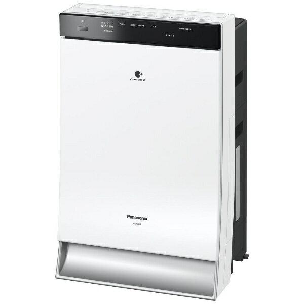 パナソニック Panasonic F-VXR90-W 加湿空気清浄機 ホワイト [適用畳数:40畳 /最大適用畳数(加湿):24畳 ][FVXR90]