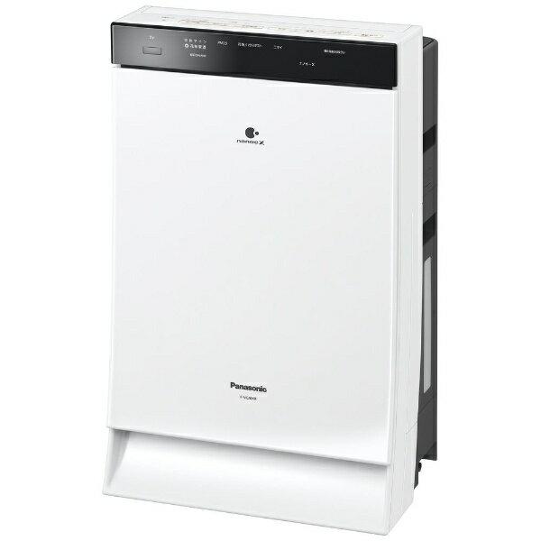 パナソニック Panasonic F-VC70XR-W 加湿空気清浄機 ホワイト [適用畳数:31畳 /最大適用畳数(加湿):19畳 /最大適用畳数(加湿):19畳][FVC70XR]