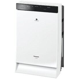 パナソニック Panasonic F-VC70XR-W 加湿空気清浄機 ホワイト [適用畳数:31畳 /最大適用畳数(加湿):19畳 /最大適用畳数(加湿):19畳][ナノイー FVC70XR]