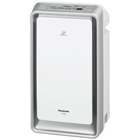パナソニック Panasonic F-VXR40-S 加湿空気清浄機 シルバー [適用畳数:18畳 /最大適用畳数(加湿):10畳][FVXR40]