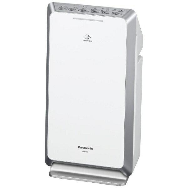 パナソニック Panasonic F-PXR55-W 空気清浄機 ホワイト [適用畳数:25畳][FPXR55]