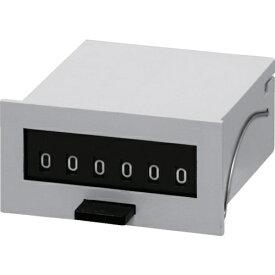 ライン精機 Line Seiki ライン精機 電磁カウンター(リセットツキ)6桁