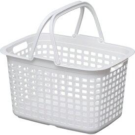 アイリスオーヤマ IRIS OHYAMA IRIS ランドリーバスケット ピュアホワイト