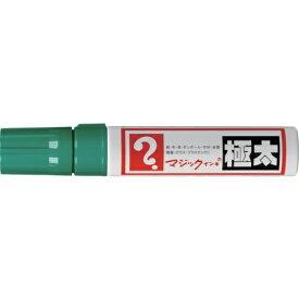 寺西化学工業 Teranishi Chemical Industry マジックインキ 極太 緑