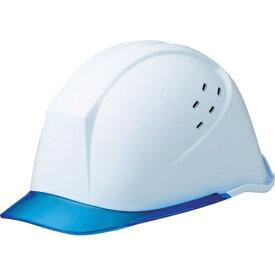 ミドリ安全 MIDORI ANZEN ミドリ安全 女性用ヘルメット LSC−11PCLV α ホワイト/ブルー