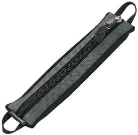 レイメイ [ペンケース]SPALDING ストレッチペンケース SPF120N グレー