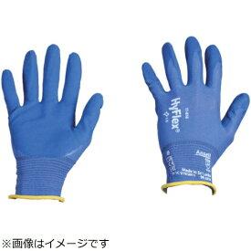 アンセル Ansell アンセル ニトリル背抜手袋 ハイフレックス 11−818 Lサイズ