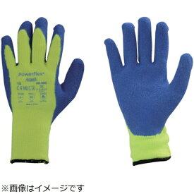 アンセル Ansell アンセル 天然ゴム背抜手袋 パワーフレックス 80−400 Sサイズ