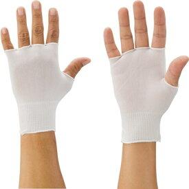 マックス MAX マックス 快適インナー指無し手袋/Mサイズ (10双入)