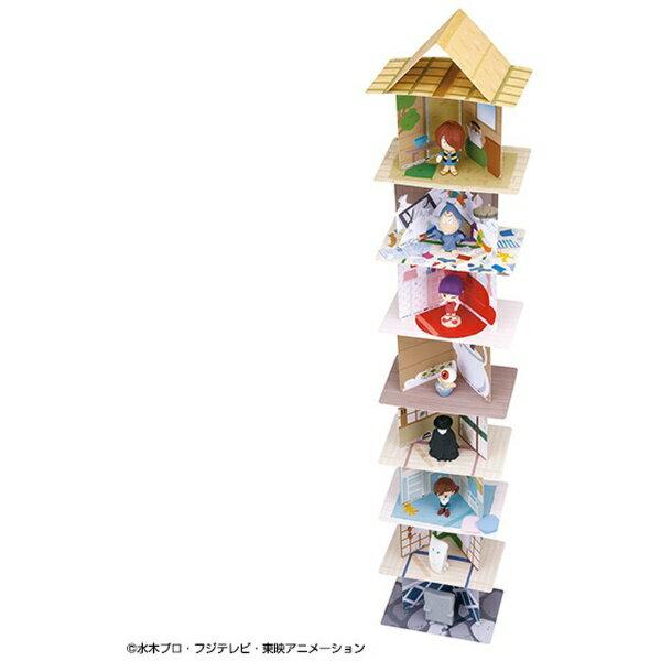 メガハウス ゲゲゲの鬼太郎 ゆらゆら妖怪アパートゲーム