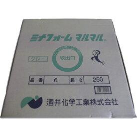 酒井化学工業 SAKAI CHEMICAL ミナ ミナフォームマルマル6グレー