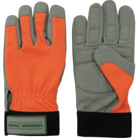 マックス MAX マックス 快振くん 振動軽減手袋(5本指) Lサイズ