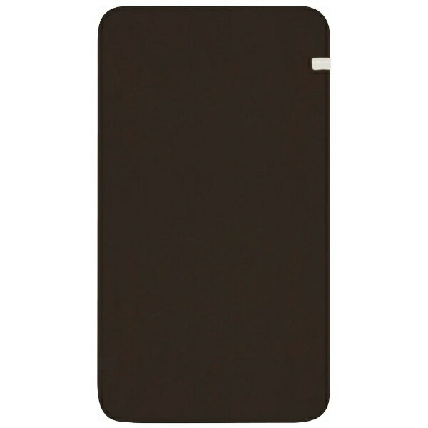 広電 CWS551 電気毛布 KODEN ブラウン [ハーフサイズ /敷毛布]