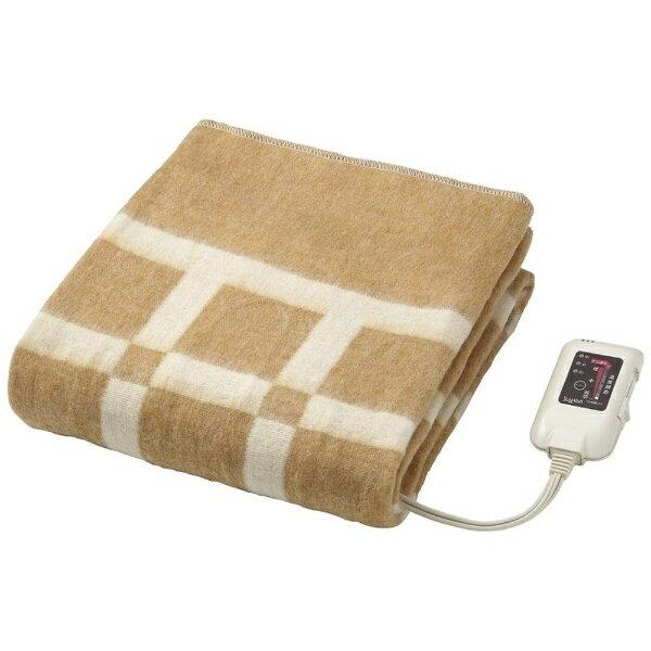 椙山紡織 SB-KG101 電気毛布 [ハーフサイズ /敷毛布 /タイマー有]