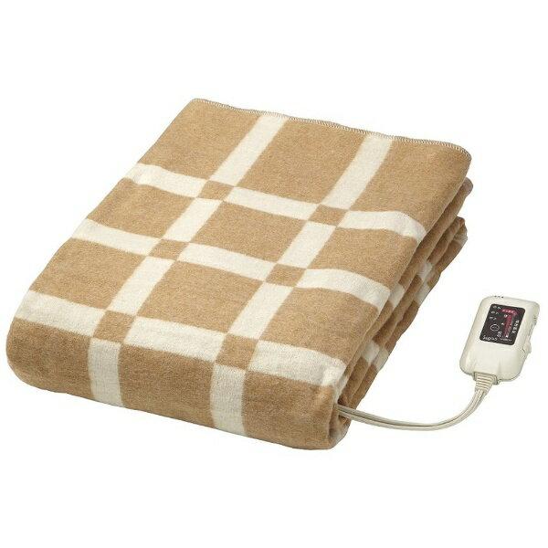椙山紡織 SB-KG201 電気毛布 [シングルサイズ /掛・敷毛布 /タイマー有][SBKG201]