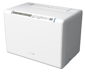 三菱重工 MITSUBISHI HEAVY INDUSTRIES SHE120RD 加湿器 ホワイト [スチーム式 /5.0L×2個][SHE120RD]【加湿器】
