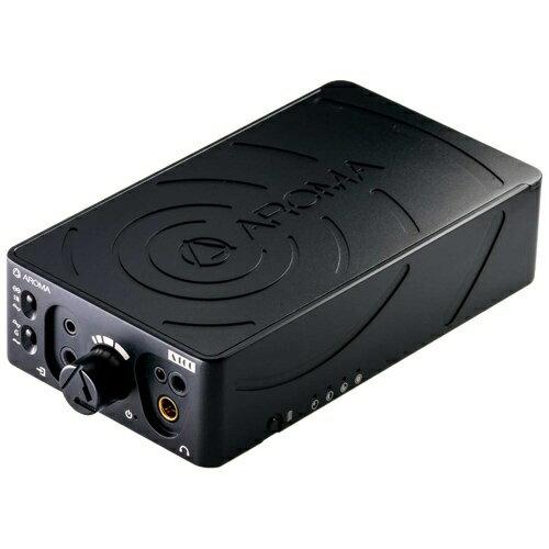 AROMA アロマオーディオ バランス対応ポータブルヘッドフォンアンプ A100[A100]