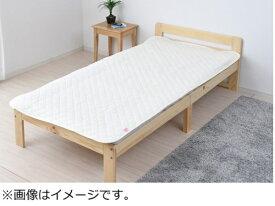 ヤマゼン YAMAZEN 【敷パッド】消臭ソムリエ シングルサイズ(100×205cm/アイボリー)