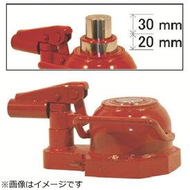 今野製作所 KONNO イーグル 2段伸び・レバー回転油圧ジャッキ能力10t