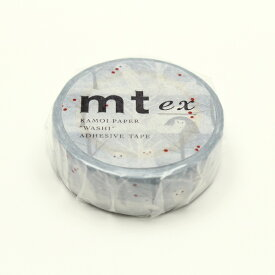 カモ井加工紙 KAMOI MTEX1P157 mt ex 雪の中のオコジョ MTEX1P157