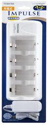 東芝 TOSHIBA TNHC-12SC-N 充電器 IMPULSE [充電器のみ /単1形〜単2形兼用]