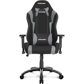 AKRacing エーケーレーシング Wolf Gaming Chair (Grey) WOLF-GREY AKRWOLFGREY グレー[AKRWOLFGREY]