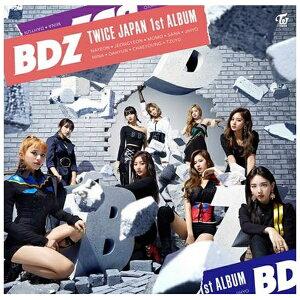 ソニーミュージックマーケティング TWICE/ BDZ 通常盤【CD】