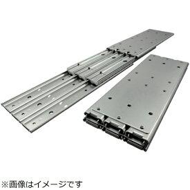 日本アキュライド ACCURIDE JAPAN アキュライド ダブルスライドレール558.8mm