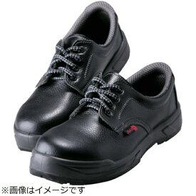 ノサックス NOSACKS ノサックス   耐滑ウレタン2層底 静電作業靴 短靴 22.5CM