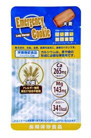 河本総合防災 KAWAMOTO SOGO BOSAI エマージェンシークッキー 大麦 6434