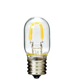 ビートソニック BeatSonic LDF52 LEDフィラメント電球 Siphon(サイフォン) クリア [E17 /電球色 /1個 /ナツメ球形]