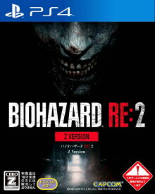 カプコン CAPCOM BIOHAZARD RE:2 Z Version 通常版【PS4】