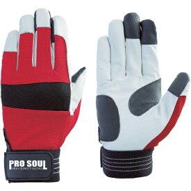 富士グローブ Fuji Glove 富士グローブ PS−881 レッド L