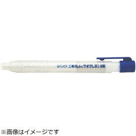 シンワ測定 Shinwa Rules シンワ 工事用 ノック式クレヨン 7.0mm白