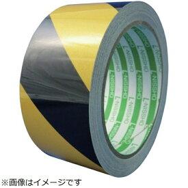 日東エルマテリアル Nitto L Materials 日東エルマテ 再帰反射テープ 400mmX10m イエロー/ブラック