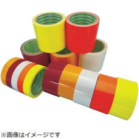 日東エルマテリアル Nitto L Materials 日東エルマテ 高輝度プリズム反射テープ45mmX5M レッド