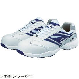 シモン Simon シモン プロテクティブスニーカー KA211ホワイト/ブルー 23.5cm