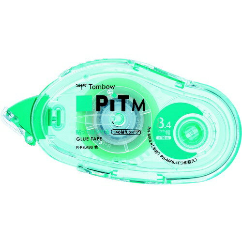 トンボ鉛筆 Tombow テープのりピットテープMK8.4