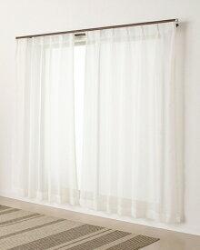 東京シンコール TOKYO SINCOL スィープ レースカーテン (100×198cm)