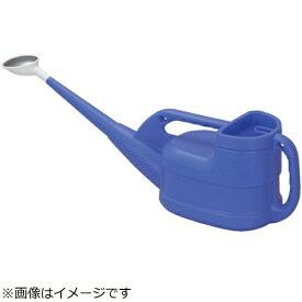 新輝合成 SHINKIGOSEI TONBO ファーム じょうろ 8型 ブルー