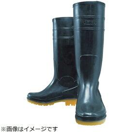 おたふく手袋 OTAFUKU GLOVE おたふく 耐油長靴ロングタイプ 黒 27.0