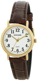 サンフレイム SUNFLAME レディース腕時計 MJL-B15-G メイドインジャパン サンフレイム
