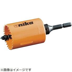 ユニカ unika ユニカ HSSハイスホールソー(ツバ無し) 52mm